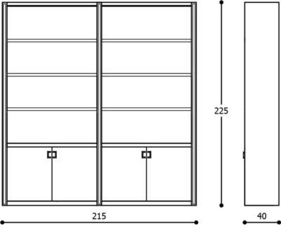 Dimensioni-Libreria-95105